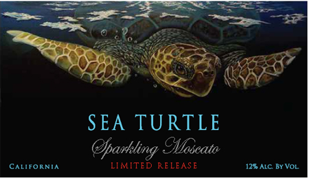 Sea Turtle Reserve Wines - Moscato
